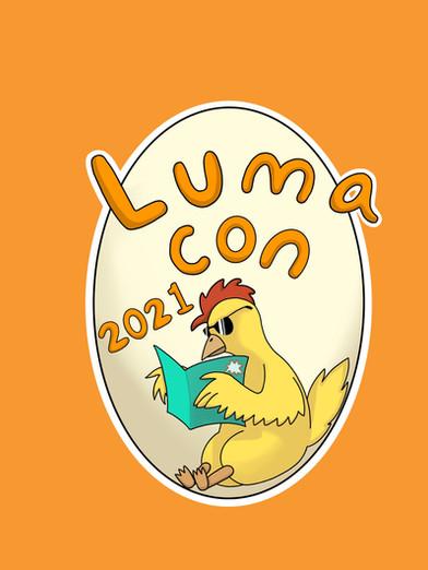 LumaCon Logo 2021