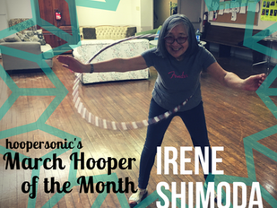 March Hooper of the Month!