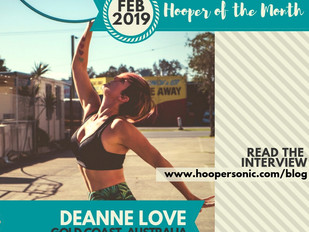 Hooper of the Month - February 2019