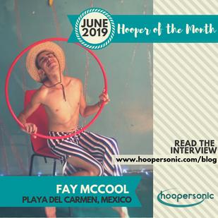 Hooper of the Month - June 2019