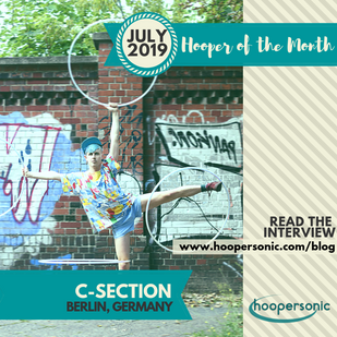 July's Hooper of the Month