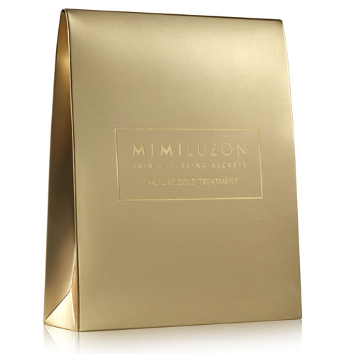 24K Pure Gold Mask - One Treatment