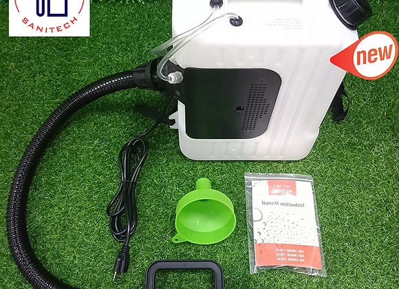 12L Electric Backpack ULV Sprayer Fogger Cold Fogging Machine