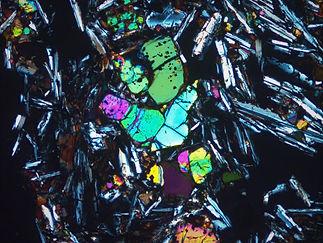 geomateriali, rocce, minerali, analisi, SpectraLab