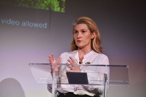 Achieving sustainability requires a paradigm shift, says Kering's Marie-Claire Daveu