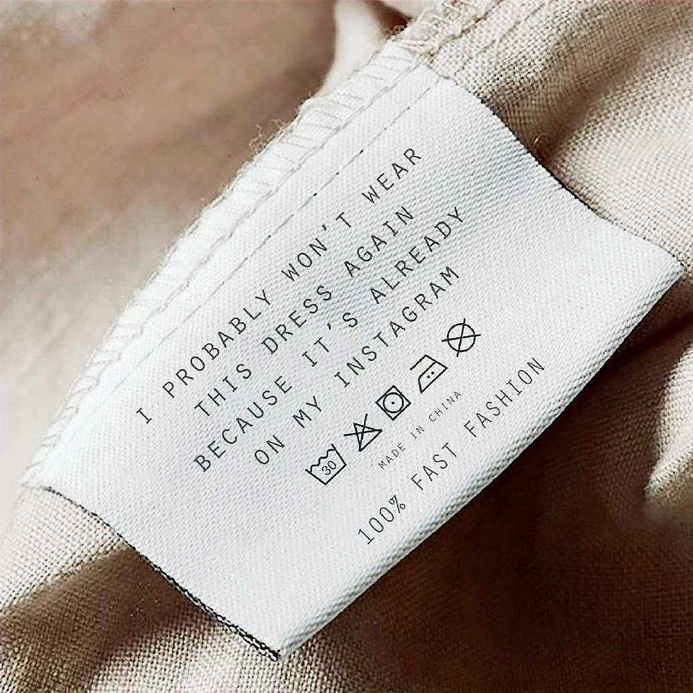 fast fashion label