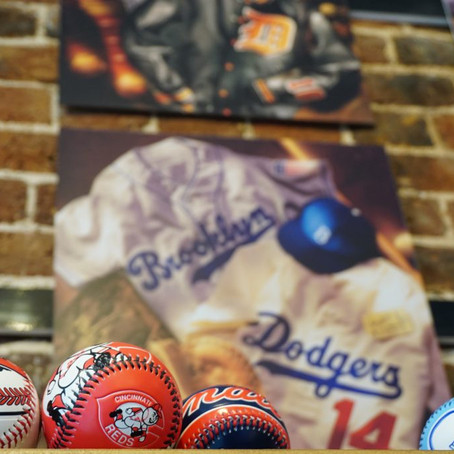 Majestic Jerseys and a virtual trip to Petco park, San Diego - welcome to the MLB pop-up store