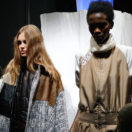 London Fashion Week delivers elegance and mathematical proportions