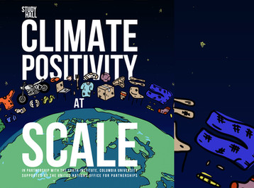Study Hall: Climate Positivity at Scale