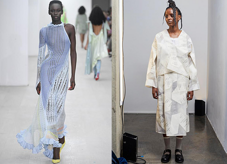 LFW: What designers really think about calls to cancel fashion week
