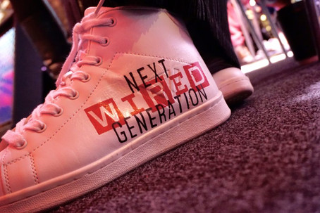 Wired next generation provides next level inspiration