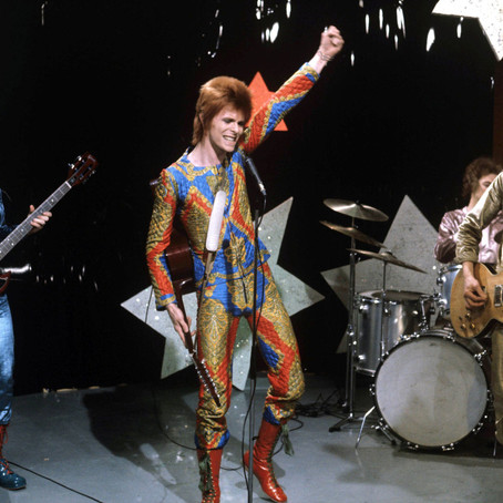 David Bowie gave as much to sci-fi and fashion as he did to music
