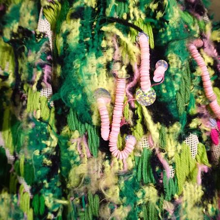 Edda Gimnes makes fantastical fashion