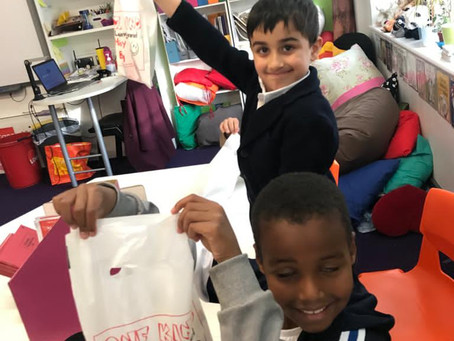 Happy Bags for Children In Need