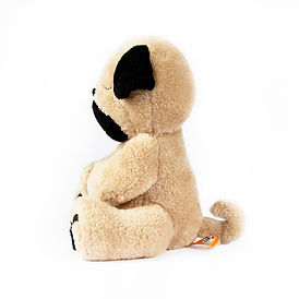 Mindful Moe Talking Plush Toy