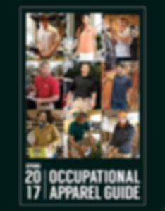occupational catalog