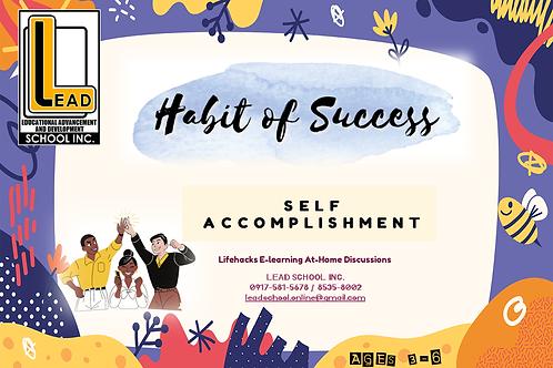 Life Hacks Book - Self Accomplishment