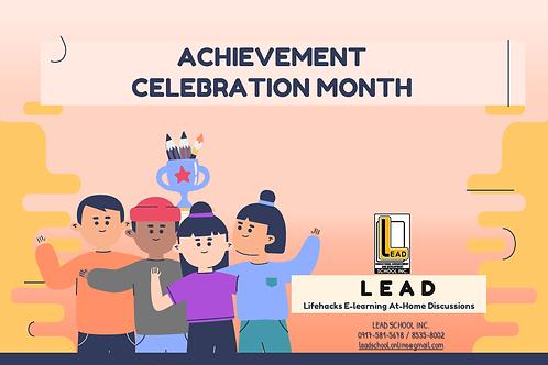 Module - Achievement Celebration