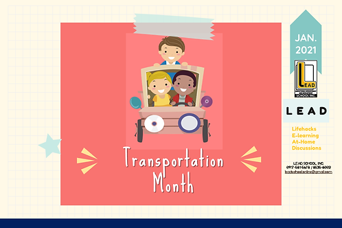 Module - Transportation