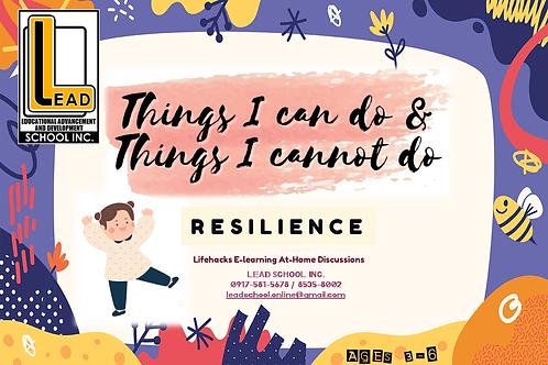 Life Hacks Book - Resilience