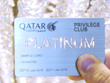 Privilege Club Gold and Platinum