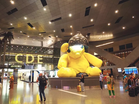What To Do At Doha Airport: Stopover In Qatar