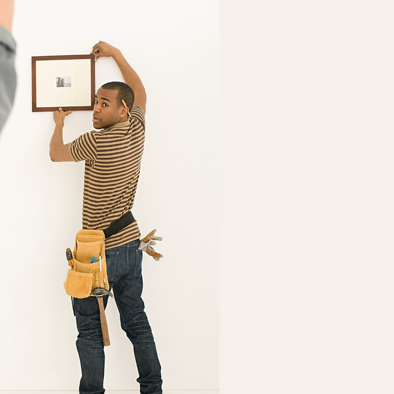 How to install art works