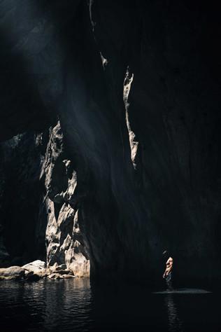 The Goynuk Canyon