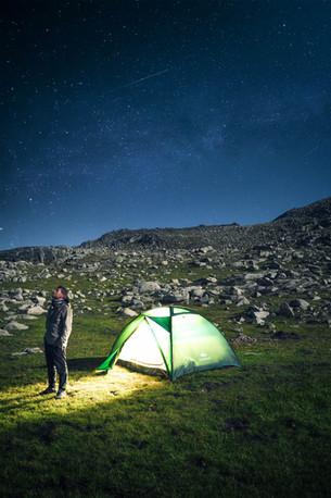 A starry escape
