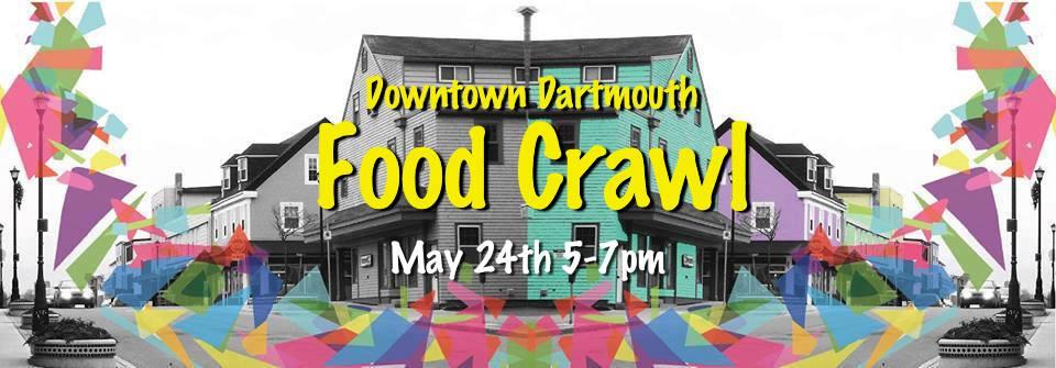 Downtown Dartmouth Food Crawl