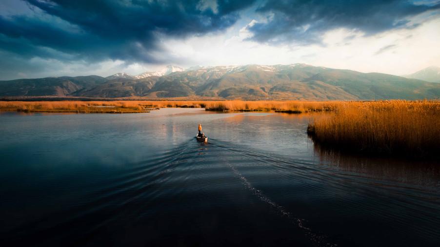 Afyon - Eber Gölü