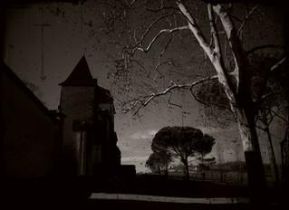 Malagar, comme si l'ombre du vieux François planait encore...