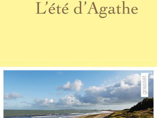 L'été d'Agathe, de Didier Pourquery (Grasset)