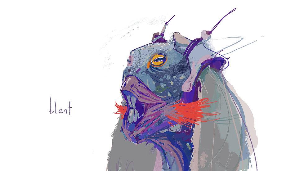creatureSketch