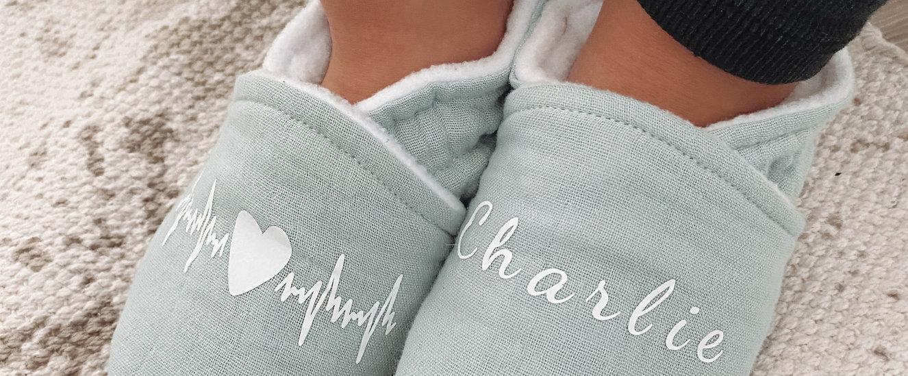 Chaussons Little Heart