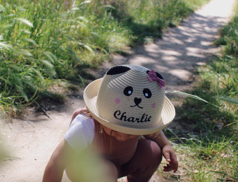 CHAPEAU LITTLE PANDA