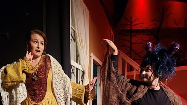 Clarissa in Little Women: The Musical