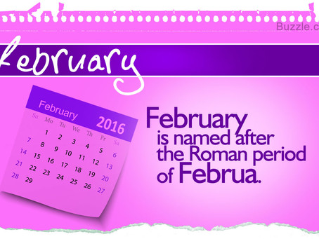 February isn't just for Valentine's