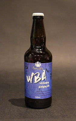 WBA Wallonial Belgian Ale