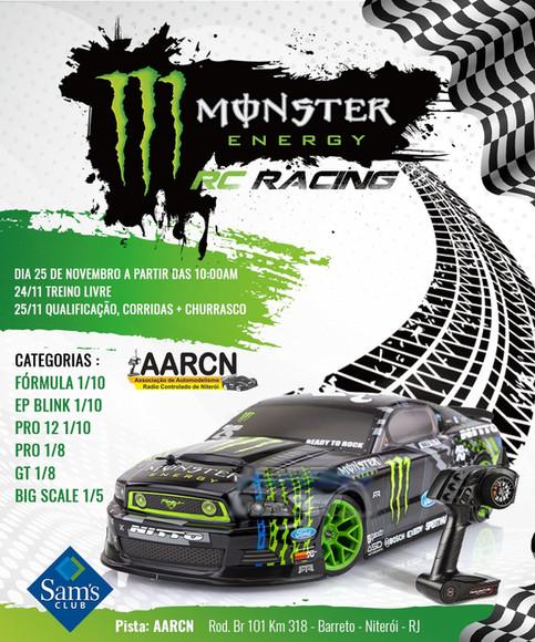 Monster Energy RC Racing
