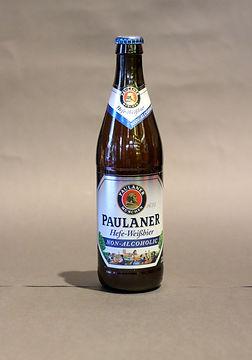 Paulaner Hefe Weissbier Sem Álcool