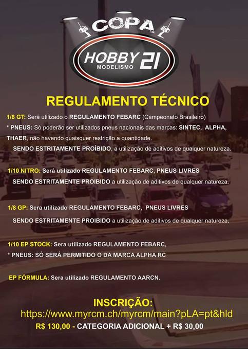 Copa Hobby 21