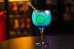 rio tap beer house gin neon