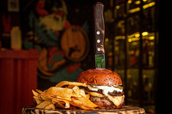 rio tap beer house tap burger