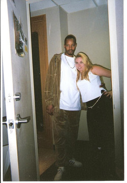Kara King and Warren G