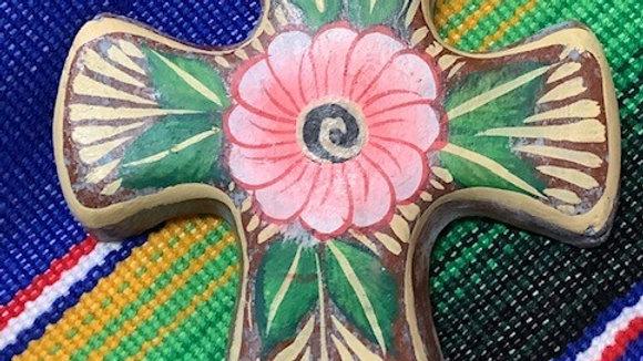 SM Clay Cross Flower