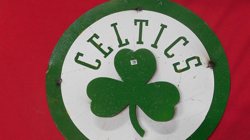 Celtics Large Sign
