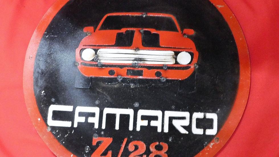 Camaro Large Sign