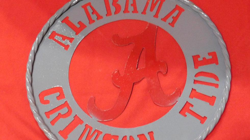 Alabama Crimson Tide Large sign