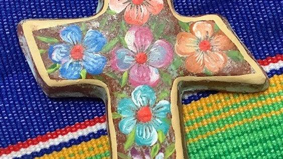 SM Flower Clay Cross